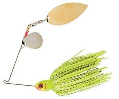 spinnerbait best bass fishing lure
