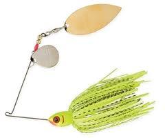 spinnerbait best bass fishing lure
