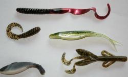 prespawn bass baits