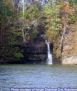 J P Coleman State park
