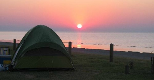 Ms Buccaneer State Park camping