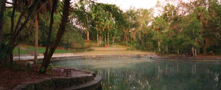 Wekiwa Springs State Park Orlando Florida