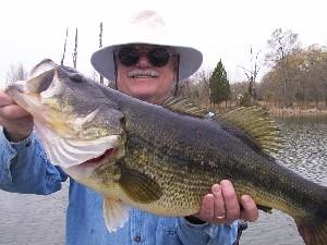 lake fork Texas bass fishing